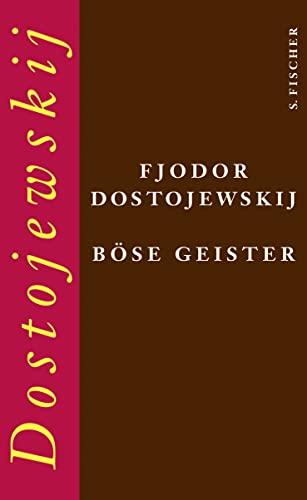 Böse Geister: Roman (Hardback) - Fjodor M. Dostojewskij