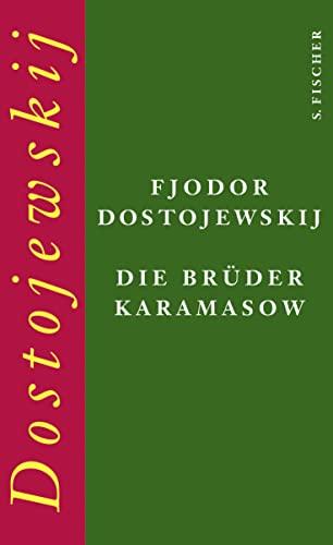 Die Brüder Karamasow   Roman - Dostojewskij, Fjodor M.