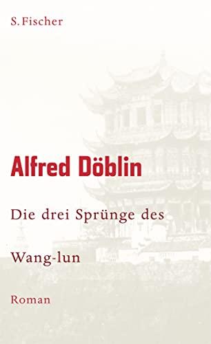 9783100155115: Die drei Sprünge des Wang-lun