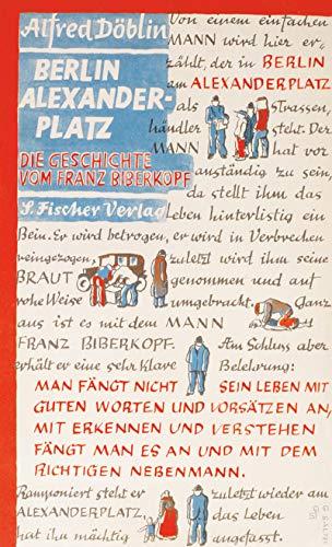 9783100155504: Berlin Alexanderplatz.