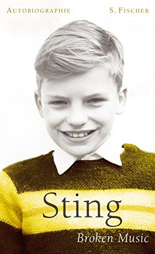 Broken Music. Die Autobiografie (3100210514) by Sting