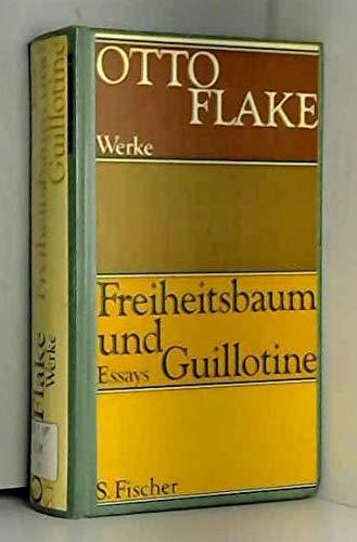 9783100211057: Freiheitsbaum Und Guillotine