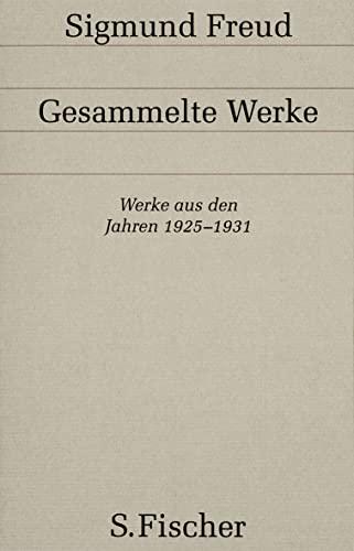 Gesammelte Werke, 17 Bde., 1 Reg.-Bd. u. 1 Nachtragsbd., Bd.14, Werke aus den Jahren 1925-1931: ...