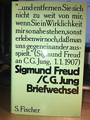 9783100227331: Briefwechsel.. Sigmund Freud; C. G. Jung. Hrsg. von William McGuire u. Wolfgang Sauerländer
