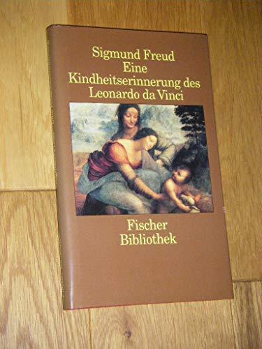 9783100228086: Eine Kindheitserinnerung des Leonardo da Vinci