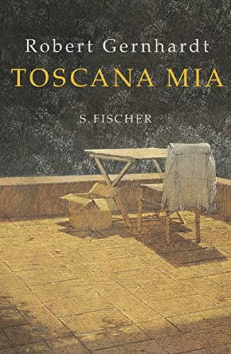 9783100255129: Toscana mia