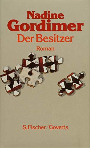 9783100270122: Der Besitzer by Gordimer, Nadine [Edizione Tedesca]