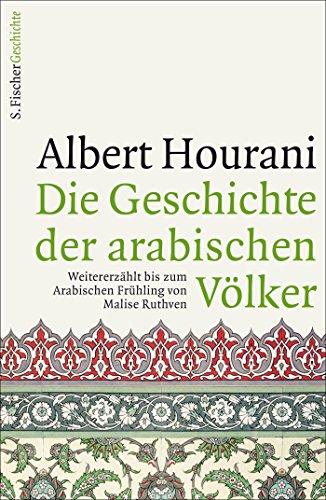 9783100318367: Die Geschichte der arabischen Völker