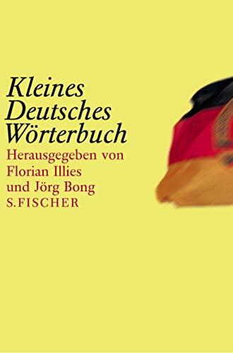 9783100368003: Kleines deutsches Wörterbuch