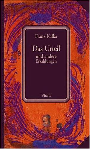 9783100381170: Die Verwandlung. Das Urteil. In der Strafkolonie. Drei Erzählungen
