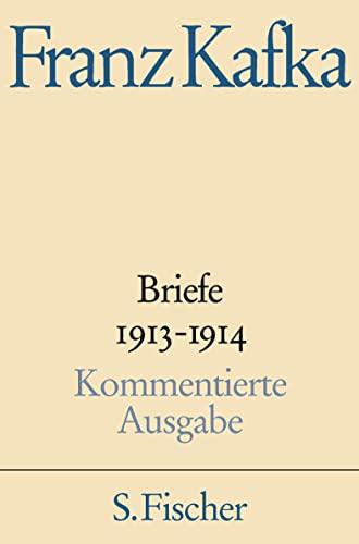 9783100381644: Briefe 2. Kommentierte Ausgabe: 1913 - 1914. Text und Kommentar. In der Fassung der Handschrift. Gesammelte Werke in Einzelbänden