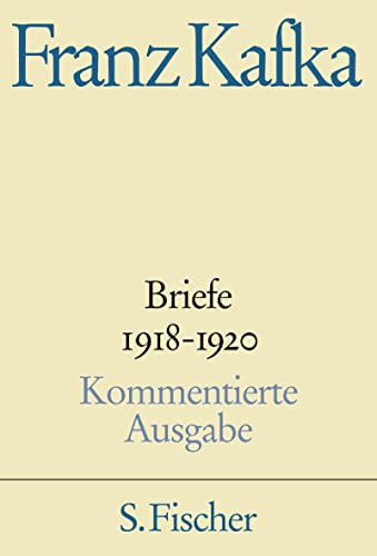 9783100381675: Briefe 4. 1918 - 1920