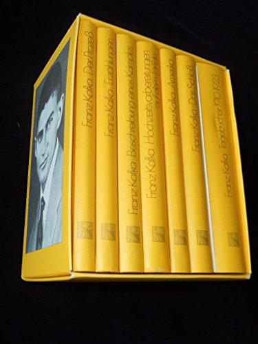 9783100381699: Werke. Amerika /Der Prozess /Das Schloss /Erzählungen /Beschreibung eines Kampfes /Hochzeitsvorbereitungen auf dem Lande /Tagebücher 1910-1923