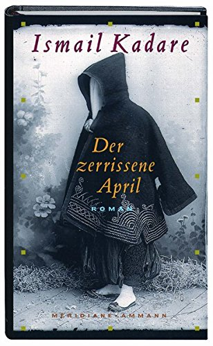 9783100384010: Der zerissene April