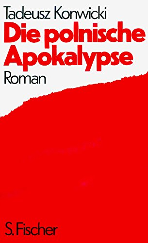 9783100407108: Die polnische Apokalypse. Roman