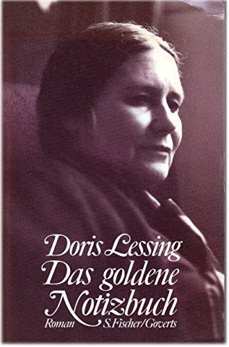 9783100439031: Das goldene Notizbuch.