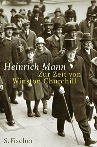 9783100478146: Zur Zeit von Winston Churchill