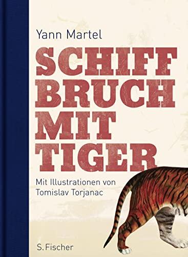 9783100478276: Schiffbruch mit Tiger