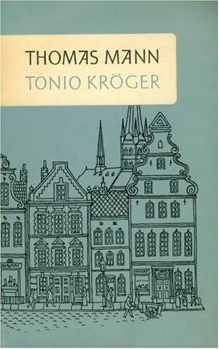 Tonio Kro?ger (Fischer-Bibliothek) (German Edition): Mann, Thomas