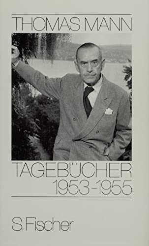 9783100482143: Tageb�cher 1953 - 1955