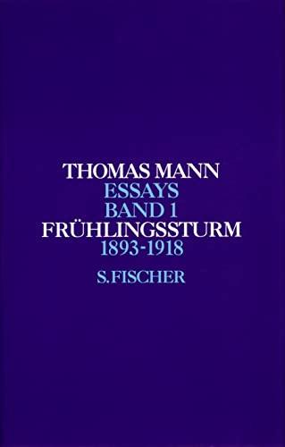 9783100482686: Essays (German Edition)