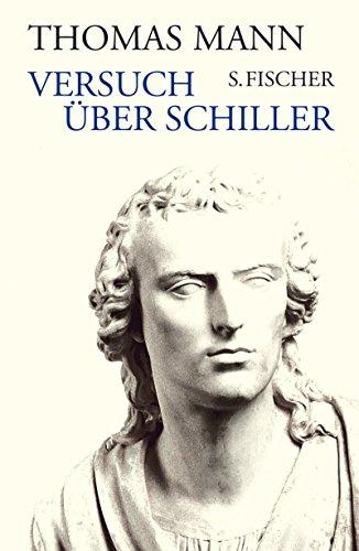 9783100482822: Versuch über Schiller
