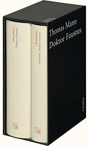 Doktor Faustus. Große kommentierte Frankfurter Ausgabe: Thomas Mann