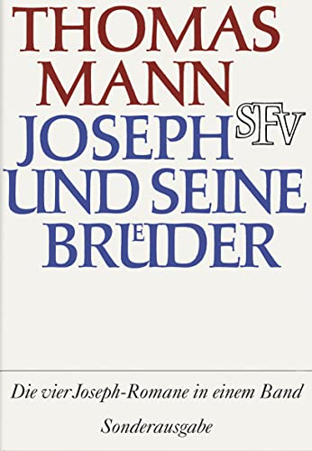 9783100483911: Joseph und seine Brüder: Vier Romane in einem Band