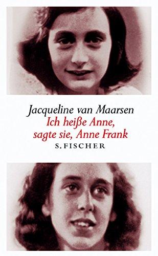9783100488220: Ich heiße Anne, sagte sie, Anne Frank