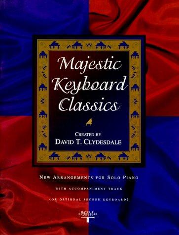 9783100501318: Majestic Keyboard Classics