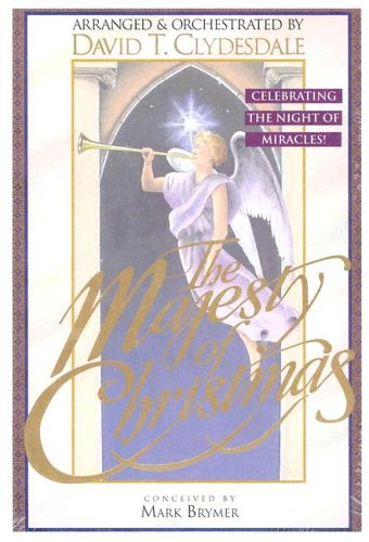 Majesty Of Christmas: Celebrating The Night Of Miracles (Audio Cassette) (9783100506672) by David T. Clydesdale