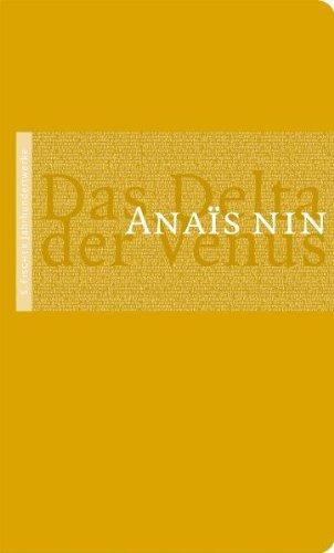 9783100524102: Das Delta der Venus: Erotische Erzählungen