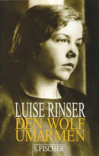 9783100660237: Den Wolf umarmen (German Edition)
