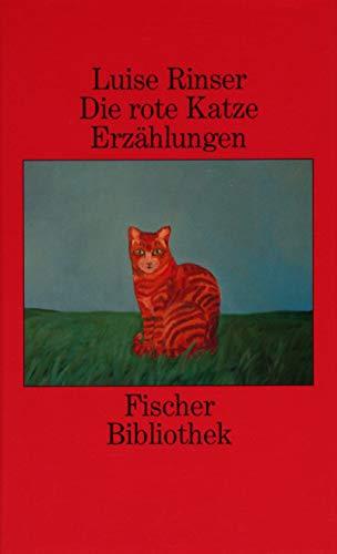 9783100660244: Die rote Katze: Erzählungen (Fischer Bibliothek)