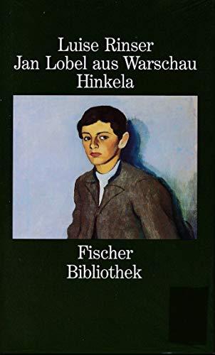 9783100660398: Jan Lobel aus Warschau ; Hinkela: Zwei Erzahlungen (Fischer Bibliothek) (German Edition)