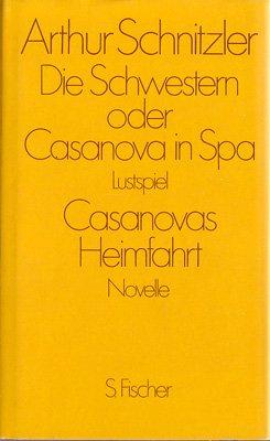 9783100735447 - Die Schwestern oder Casanova in Spa