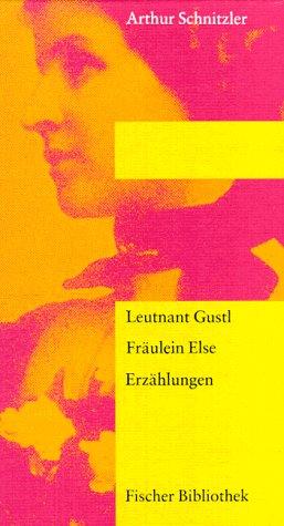 9783100735461: Leutnant Gustl: Fraulein Else: Zwei Erzahlungen (German Edition)