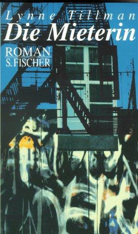9783100800183: Die Mieterin. Roman