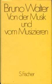 9783100905062: Von der Musik und vom Musizieren