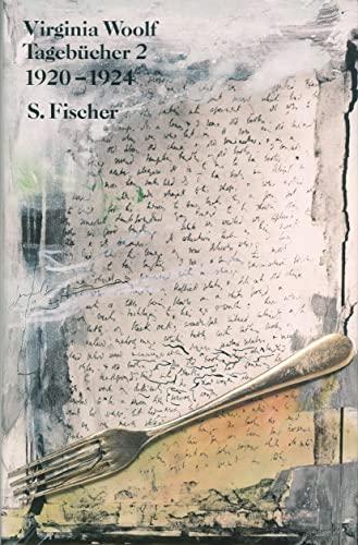 Virginia Woolf. Gesammelte Werke: Tagebücher, 5 Bde., Bd.2, 1920-1924 - Woolf, Virginia; Reichert, Klaus