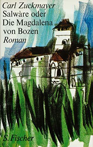 9783100965318: Salware oder die Magdalena von Bozen.