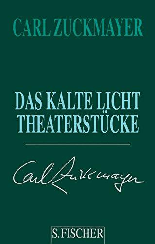 9783100965462: Das kalte Licht: Theaterstücke 1955 - 1961. Gesammelte Werke in Einzelbänden