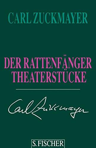 9783100965516: Der Rattenfänger: Theaterstücke 1961 - 1975. Gesammelte Werke in Einzelausgaben
