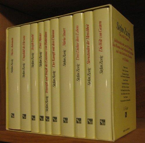 9783100970404: Gesammelte Werke in 10 Bänden (Kassette I). Jubiläumskassette zum 100. Geburtstag