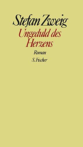9783100970466: Ungeduld des Herzens: Gesammelte Werke in Einzelbänden