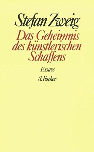 9783100970671: Das Geheimnis des künstlerischen Schaffens.