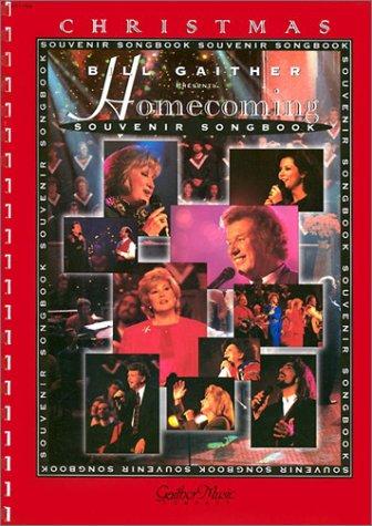 9783101119499: Homecoming Souvenir Songbook: Christmas (Gaither Gospel (Songbooks))
