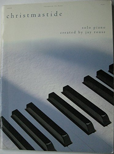 9783101123311: Christmastide: Solo Piano Arrangements