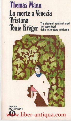 Tonio Kroger: Mann, Thomas