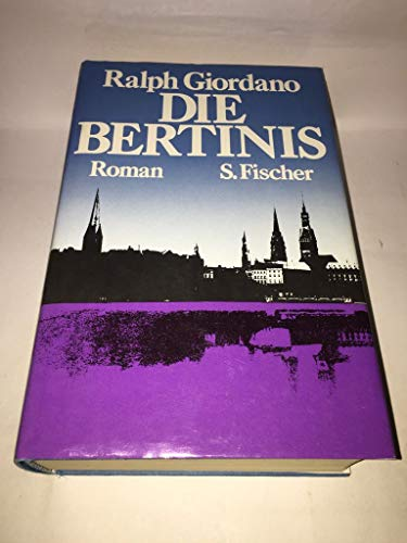 9783103263015: Die Bertinis: Roman